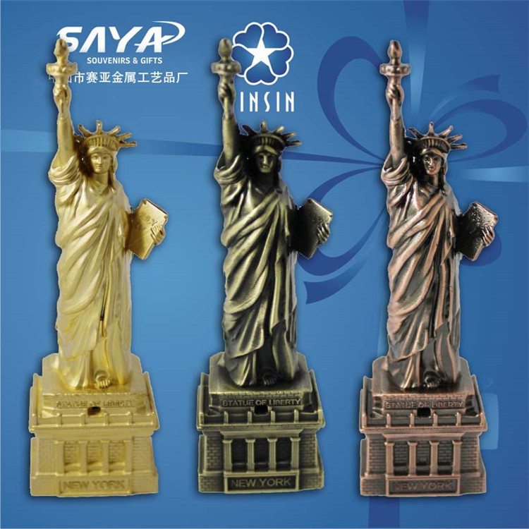 Statue of liberty souvenirs with factory price
