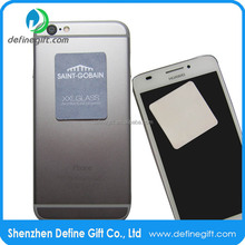 High Quality Microfiber Sticky Mobile Phone Touch Screen Cleaner