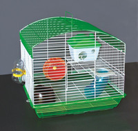 Ekia Hot Sale 2 Layers Hamster Cage With Various Sizes