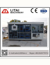 litai brand full automatic three station plastic thermoforming machine