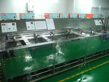 Ultrasonic Cleaning 2