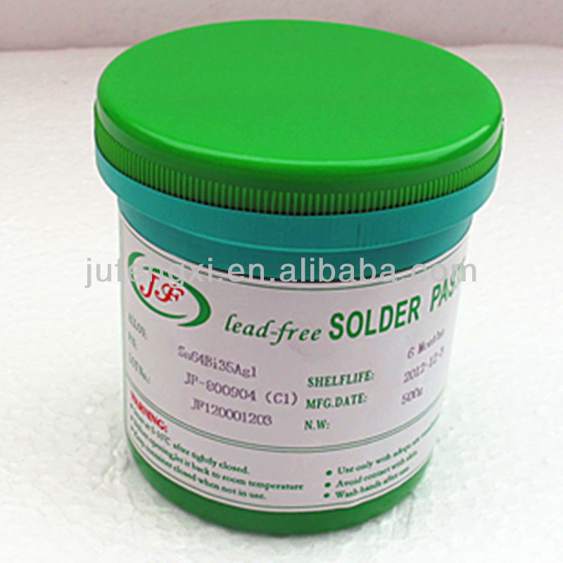 Cell phone solder paste