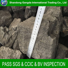 Chinese grade A fixed carbon 89%min foundry coke