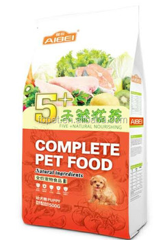 Pet Food Factory Wholesale Bulk Dog Food Natural Dry Dog Food