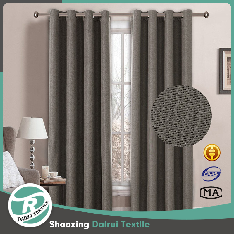 High quality Guangzhou meeting room blackout window curtain