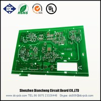 2016 latest ptomotion gifts fr4 inverter 94v0 pcb custom and pcb raw materials supplier