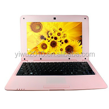 10.1'' Android 4.2 Mini Laptop (VIA8880 Dual Core, RAM 1GB, ROM 4GB, WiFi, Camera)