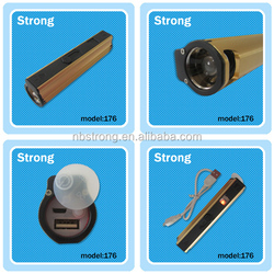 e-friendly good quality led power bank flashlight torch supply power for mobile