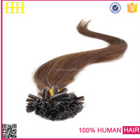 Free sample 2016 new products bulk buying brazilian pre tipped hair extension