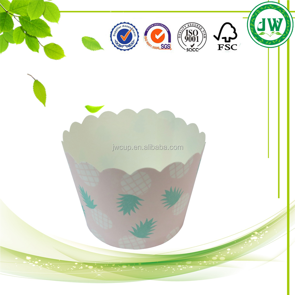 newest design cute baking muffin cupcake paper cup