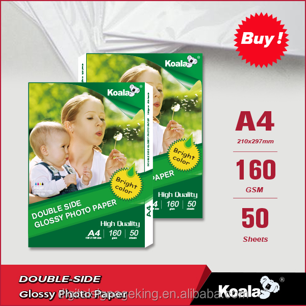Get Well premium inkjet photo paper 610mm*30m 230gsm silk glossy photo paper