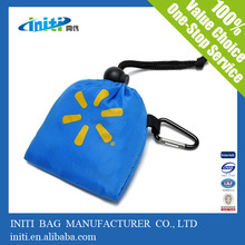 INITI Customizable Nylon/Polyester Small Drawstring Bags