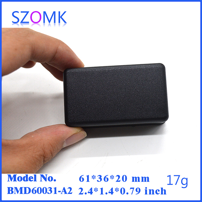 20*36*61mm Mini Plastic Junction Box Instrumentation and Measuring Electronical Enclosure