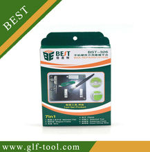 BST BT-326 high quality automatic bga rework station for mobile phone