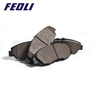 Half Metal Brake Pad System 105.11070 8212-D1107 for VW Skoda Audi Seat