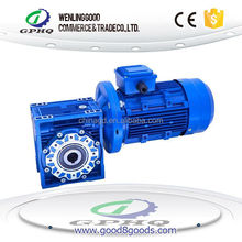 geared motor NMRV030-7.5-56B14/B5 input flange speed reducer