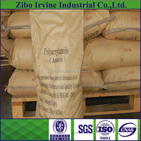 Anionic polyacrylamide flocculant price for bore piling