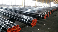 Carbon steel seamless pipe API 5L ASTM A106 A53 Gr.B