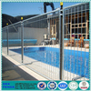 Powder coated Portable Removable Swimming Pool Safety Fence