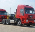 IVECO Technology Hongyan Genlyon Tractor Truck 6x4 Truck Tractor For Sale