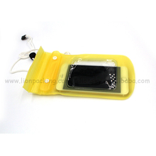 New product Floating Waterproof Case Swimming Dry Bag for phone Protects your Cell Phone and valuables
