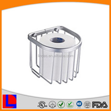 Aluminum toilet Paper basket good looking