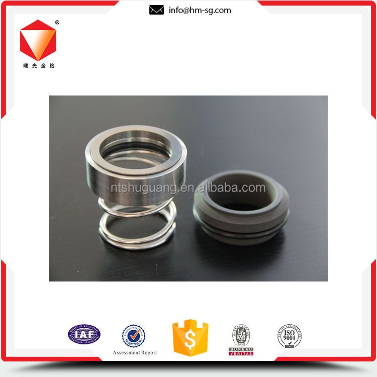 Hi-tech high pressure mechanical carbon seals