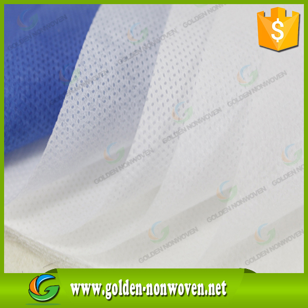 Eco-friendly fabric hydrophilic pp spunboned diaper nonwoven, material hydrophilic nonwoven fabric for wet wipes,hydrophilic