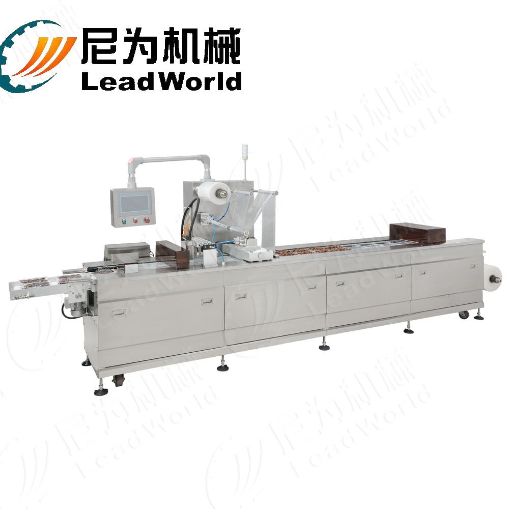 China Factory Whosale Thermoforming Fruit and Vegetable Vacuum Packaging Machine
