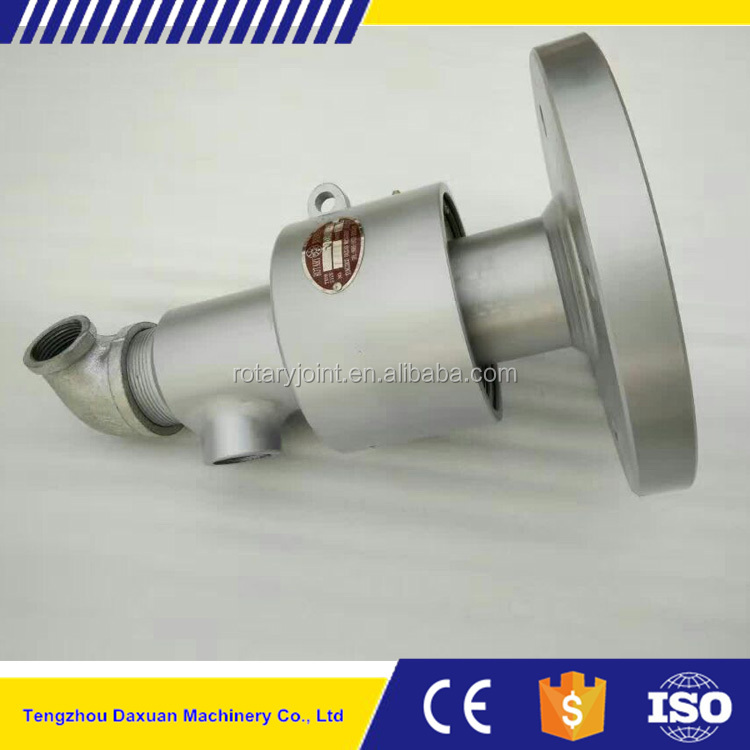 NPT/BSP Thread Flange Mounting Water Rotary Joint Swivel Ball Joint