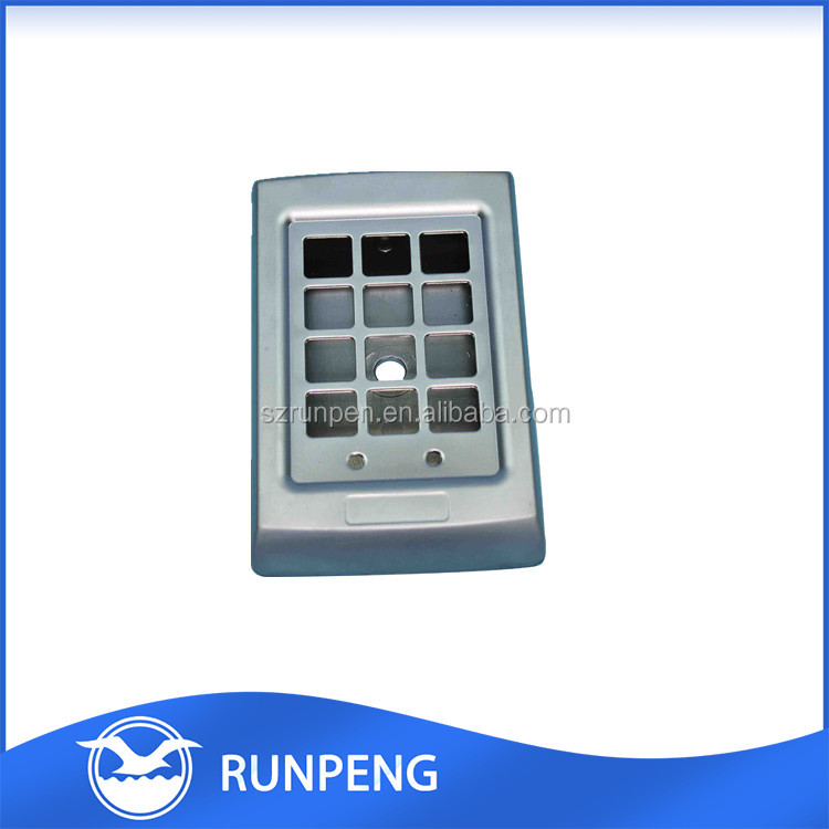 Die Casting Zinc Alloy Gate Part