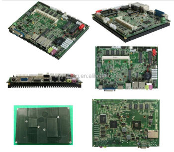 100% Well tested 3.5 inch dual core CPU intel motherboard with 1*Sata and1* Msata