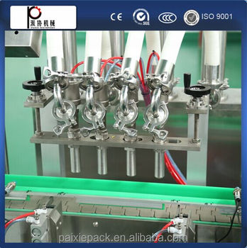 New designed easy operation jam filling machine meet GMP standard