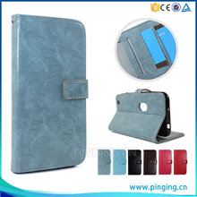 Amazon mobile phones flip leather case for wiko fever 4g, mobile phone case for wiko fever 4g