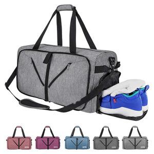 Manufacturer custom Lightweight 65L gym bag duffel travel sport china cheap duffle  bag luggage foldable duffle bag c83cc0e8e1eb8