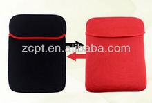 "12"",customized size neoprene branded laptop sleeve bag"