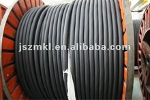2012 Rubber-jacketed mobile flexible mining power cables