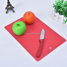 New srrival multifunction pp plastic pizza cutting board
