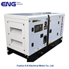 Stock direct sale diesel generator 20kw with Cummins engine diesel generator
