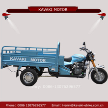 Made in China 150cc heavy load cargo tvs tricycle tuk tuk bajaj 3 wheel motorcycle for sale
