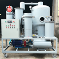 Mini Lubricants Oil Recycling Equipment with Stainless Steel Oil Filter