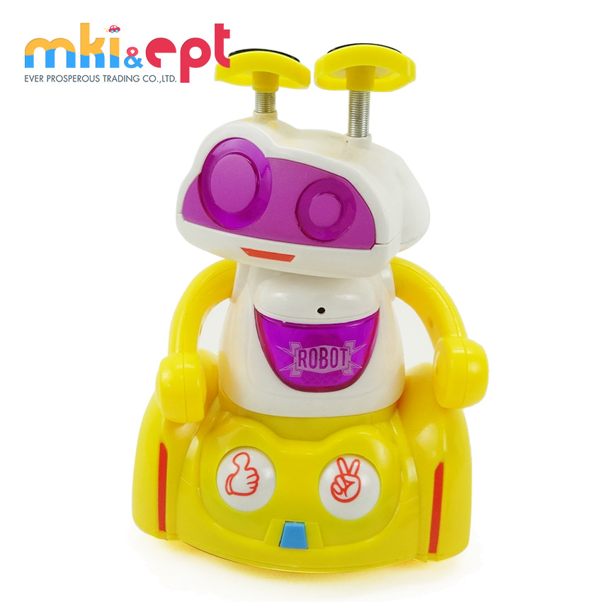 High quality kids smart BO robot wholesale toy robot with light and music for sale