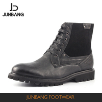 Wholesale Leather Boots With Fashionable Designed