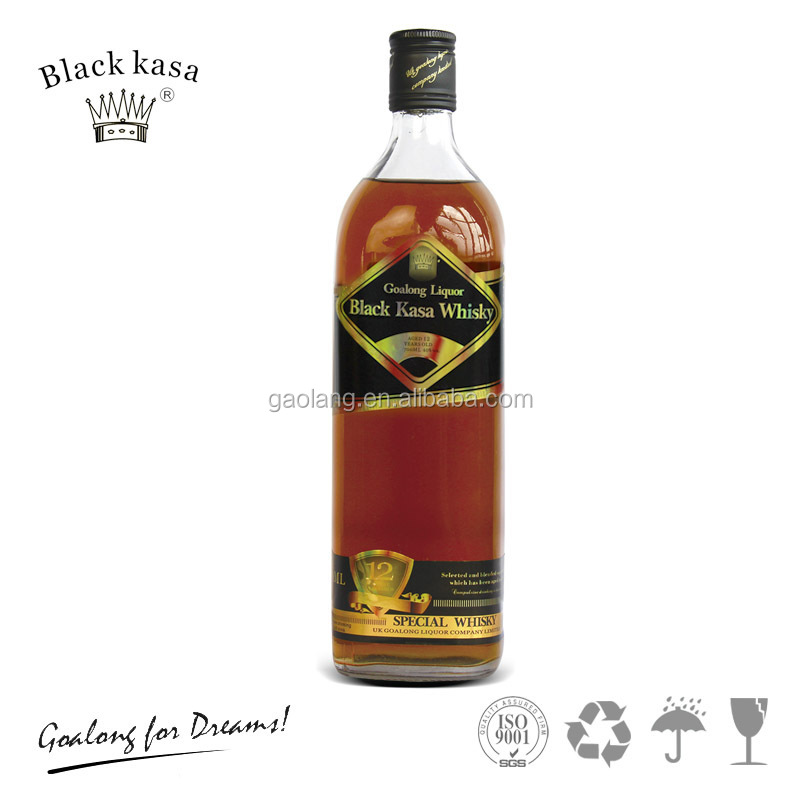 12 years premium alcohol whisky , whiskey distillery in China with good price