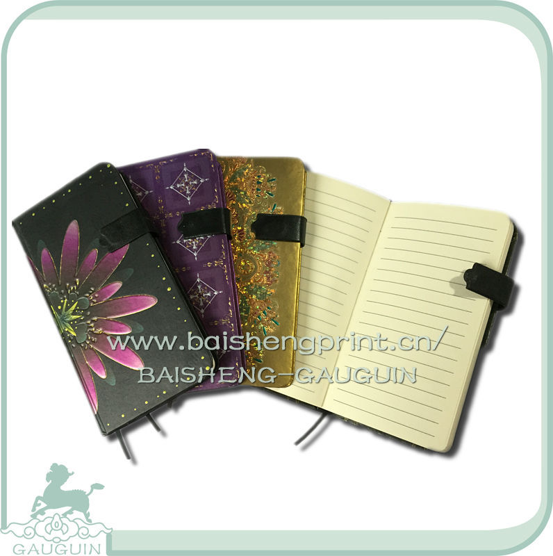 Diary book with lock/Popular diary notebook/American style notebook