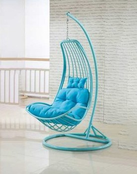 Swing Bed Bird Hanging Chair Garden Iron Swing Outdoor Hanging Hammock Stand