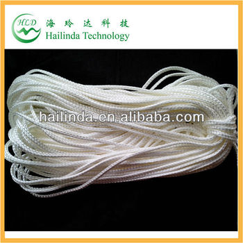 2014 high quality hot sale ekowool silica wick /braided silica wick for rebuildable atomizer