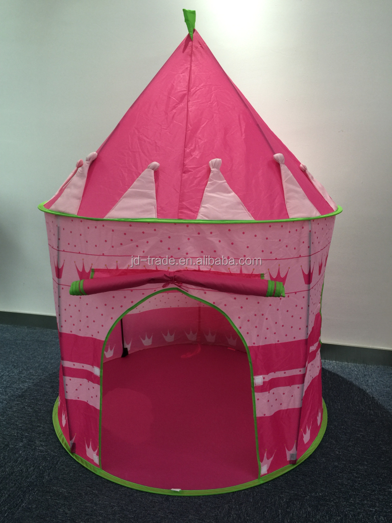 2017 Hot Sale Top Quality ice castle pop up play tent