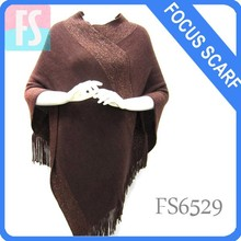women High quality poncho for 2015