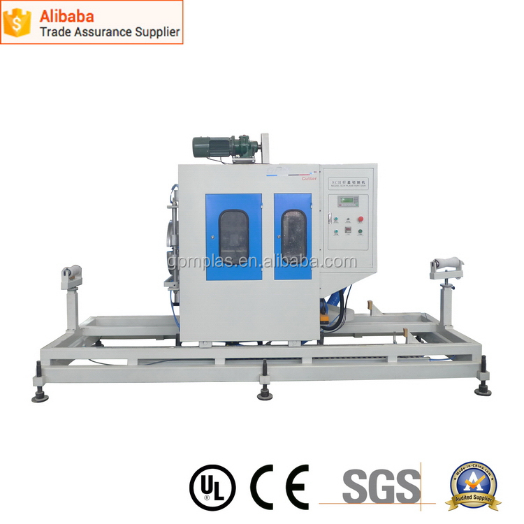 High quality promotional pvc plumbing pipe making machine